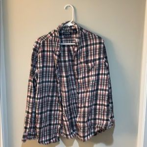 Chaos Flannel Button Down